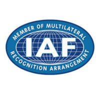 International Accreditation Forum (IAF) logo