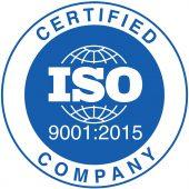 International Organization for Standardization (ISO) logo